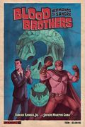 Blood Brothers (2017 Dynamite) 1A
