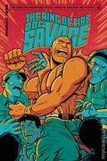 Doc Savage Ring of Fire (2017 Dynamite) 4B