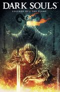 Dark Souls Legends of the Flame TPB (2017 Titan Comics) 1-1ST