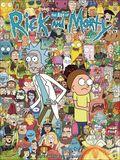 Art of Rick and Morty HC (2017 Dark Horse) 1-1ST