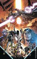 Justice League The Darkseid War Saga Omnibus HC (2017 DC) 1-1ST