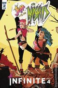 Jem and The Holograms Misfits Infinite (2017 IDW) 2A
