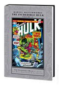 Marvel Masterworks Incredible Hulk HC (2003-Present Marvel) 11-1ST