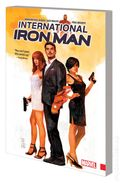 International Iron Man TPB (2017 Marvel) 1-1ST