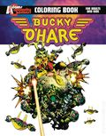 Bucky O'Hare Coloring Book SC (2017 Continuity) 1-1ST