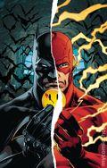 Batman/Flash The Button HC (2017 DC Universe Rebirth) Deluxe Edition 1-1ST