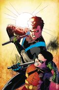 Nightwing TPB (2017 DC Universe Rebirth) 3-1ST