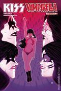 Kiss Vampirella (2017 Dynamite) 3A