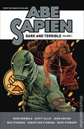 Abe Sapien Dark and Terrible HC (2017 Dark Horse) 1-1ST