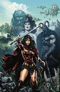 Wonder Woman HC (2017 DC Universe Rebirth) Deluxe Edition 1-1ST