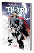 Color Your Own Thor SC (2017 Marvel) 1-1ST