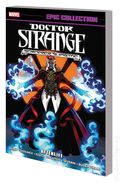 Doctor Strange Afterlife TPB (2017 Marvel) Epic Collection 1-1ST