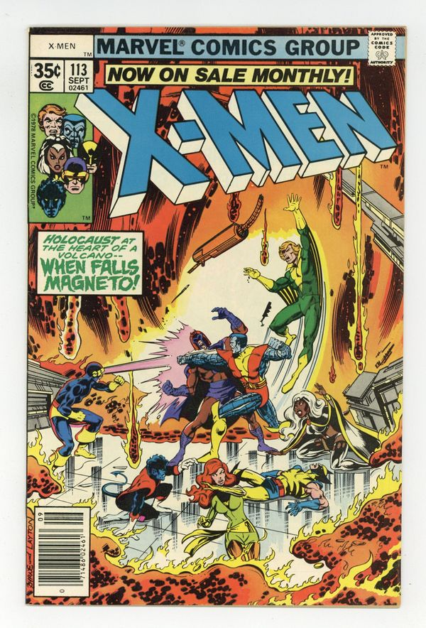 Collectibles The Uncanny X-men 140 Marvel Comic Book Products Are Sold Without Limitations Other Modern Age Comics