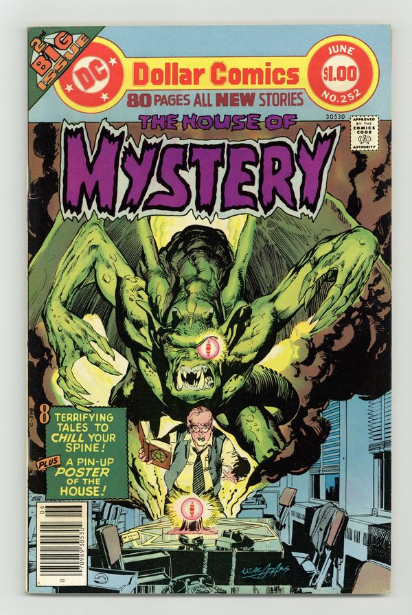 House Of Mystery (1951-1983 1st Series) 252 VF- 7.5