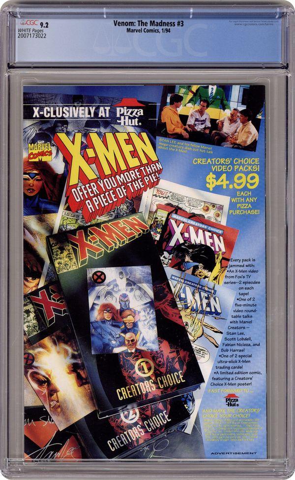 Auctions: MAD comic books