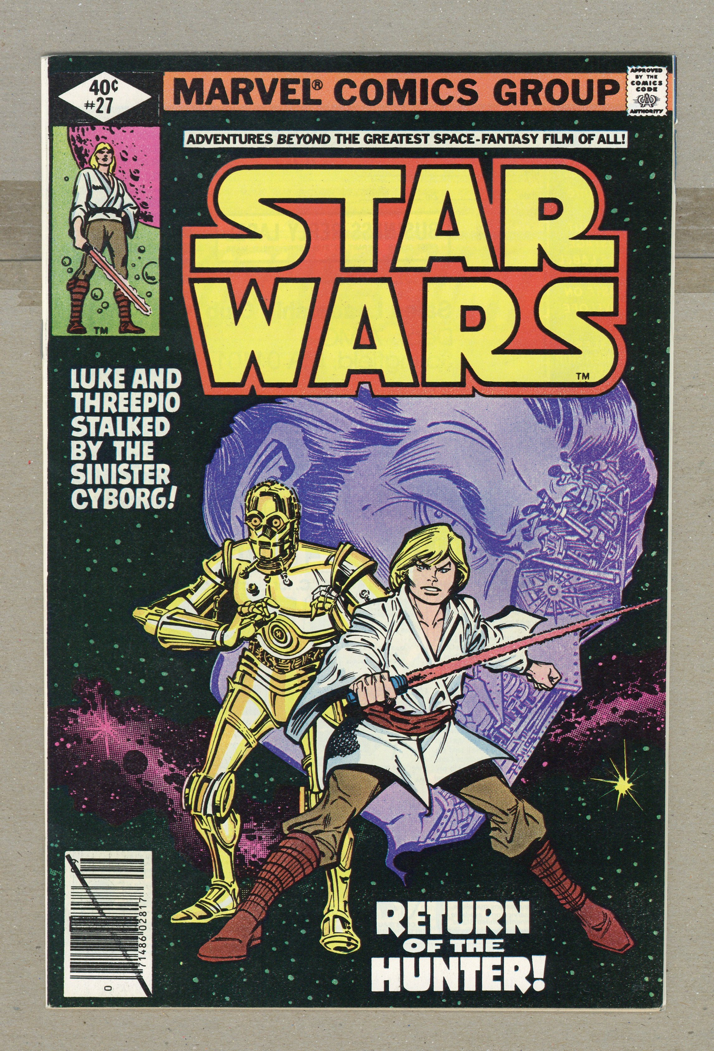Zoom Front Cover Comic books 1970 1979