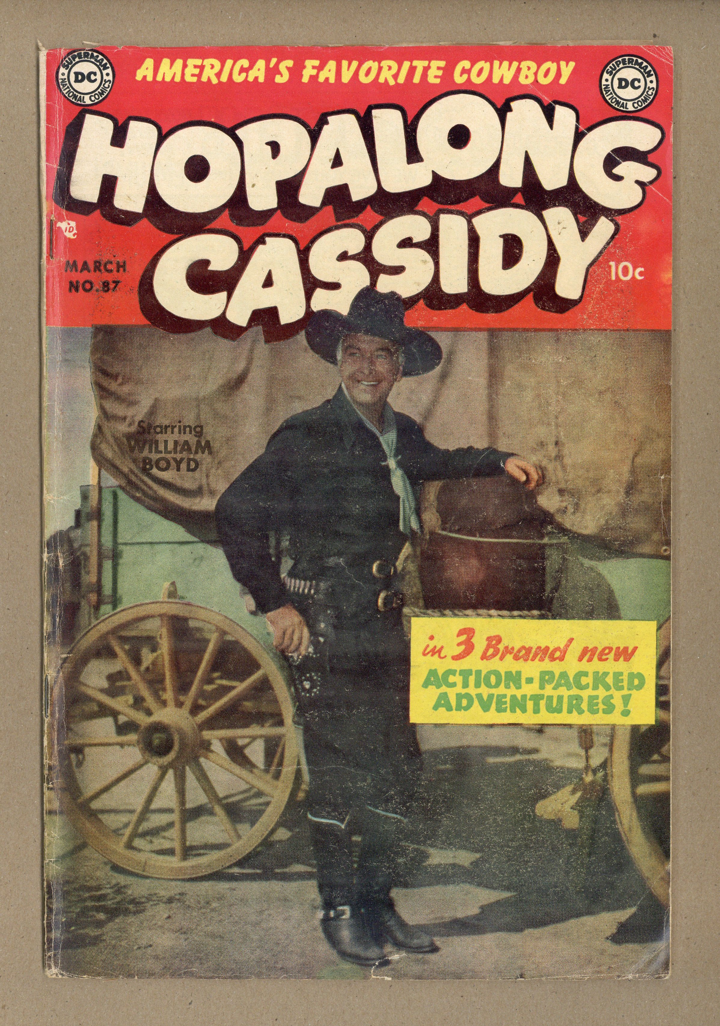 Hopalong Cassidy Radio sign  #14 Picture of Radio