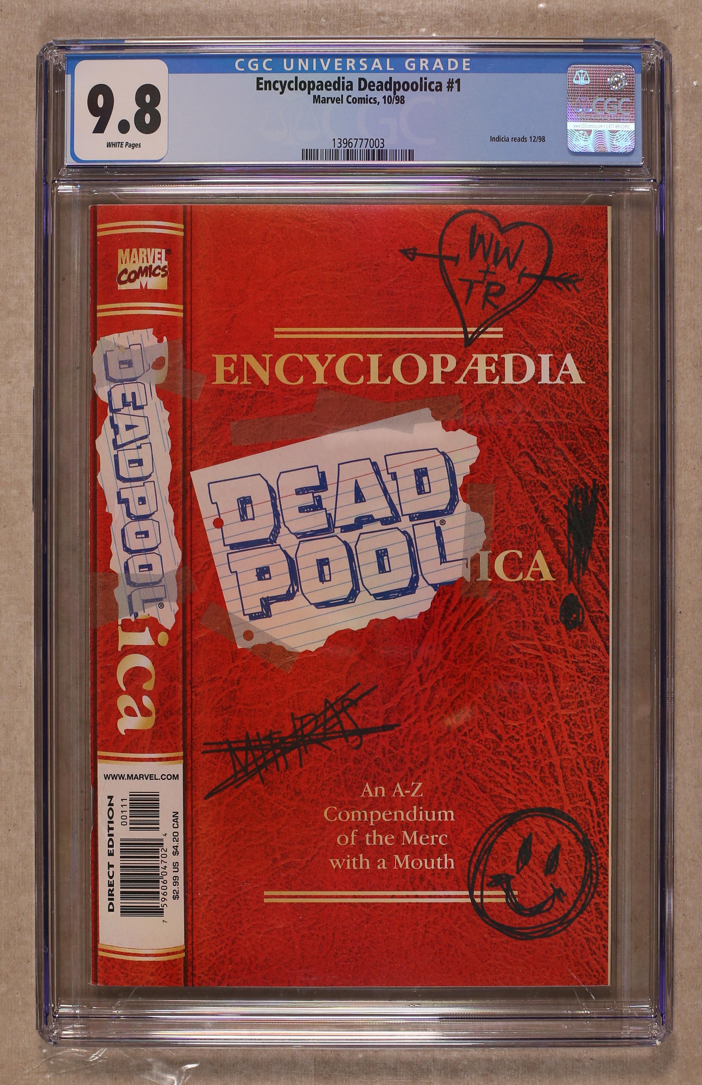 encyclopedia deadpoolica