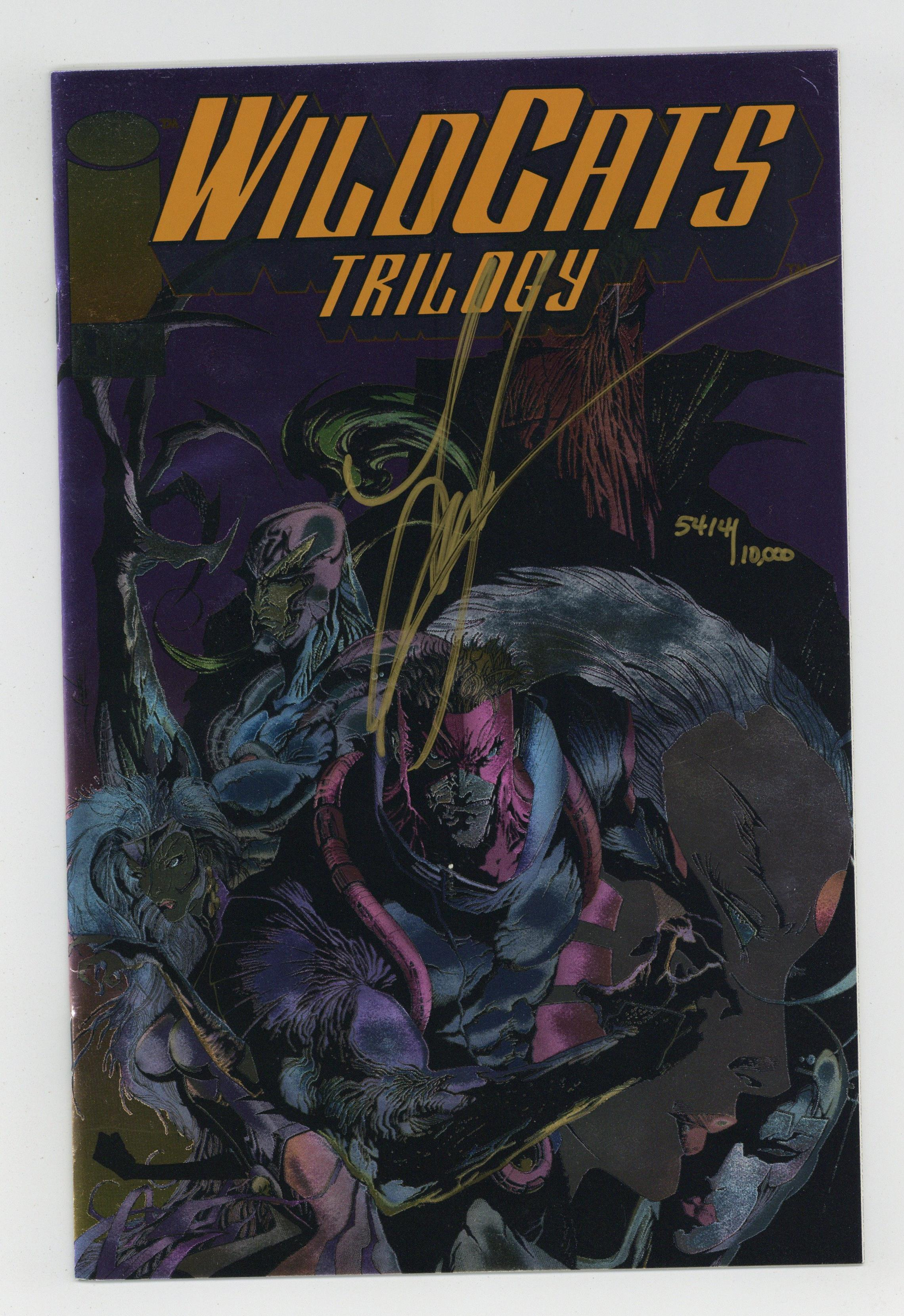 WildCats trilogy #1 2 /& 3 Jim Lee High Grade NM to NM+