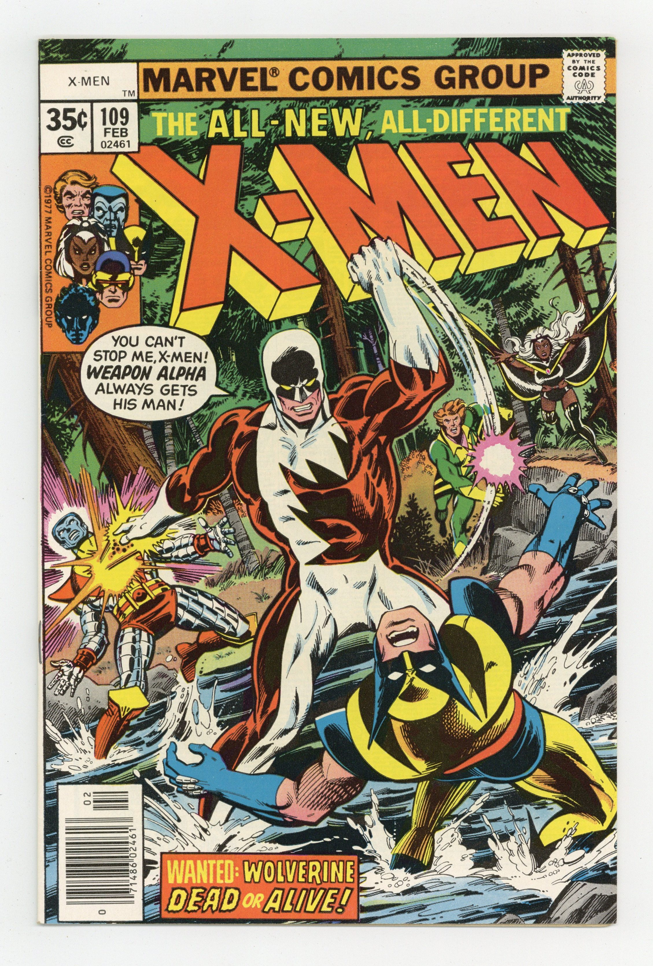 Uncanny X-Men #216 Crimson Commando Wolverine Storm Marvel Comics Comic F-//F