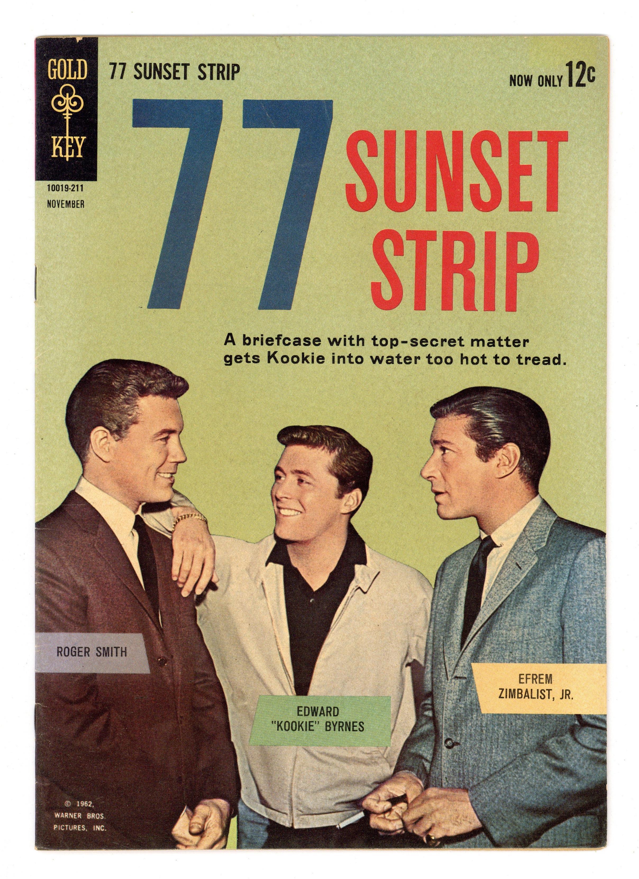 Ed byrnes car 77 sunset strip