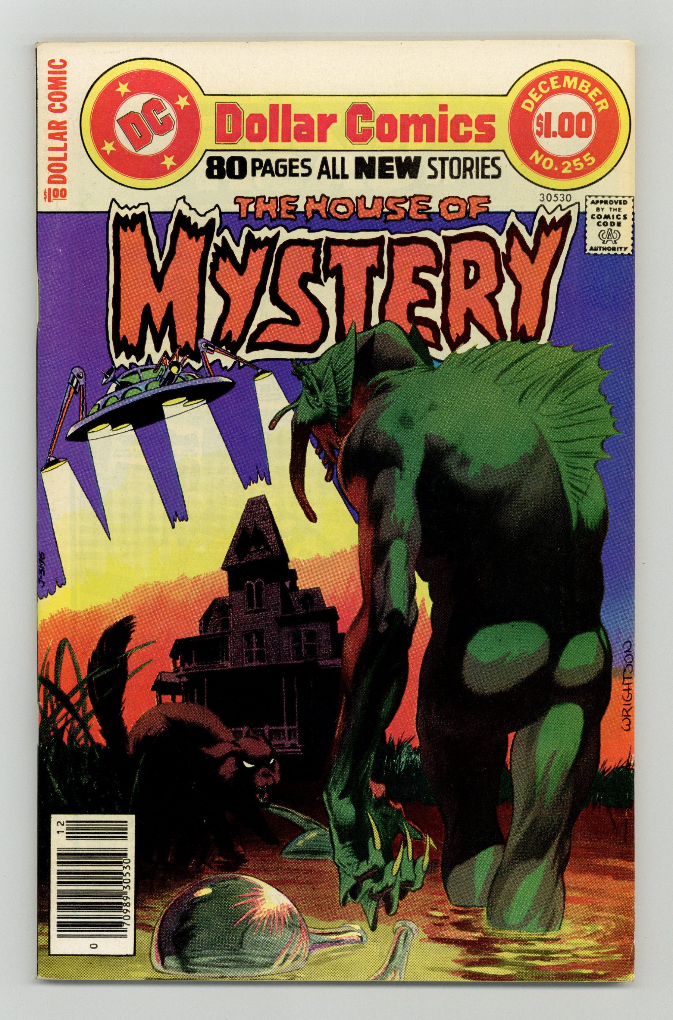 House Of Mystery (1951-1983 1st Series) 255 FN 6.0