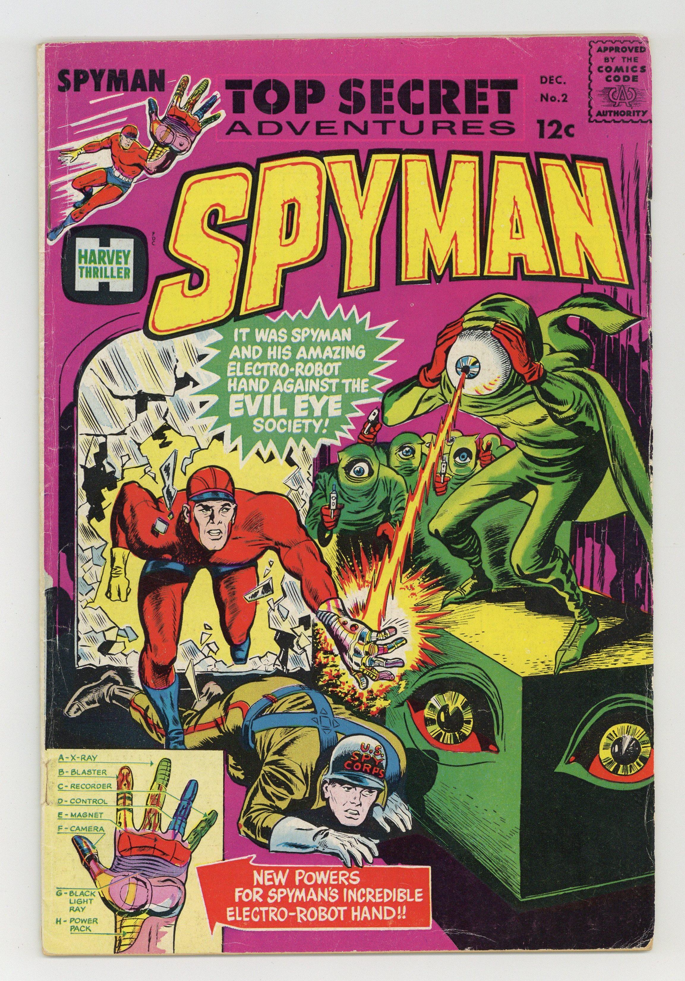 3.5 1966 Stock Image Avengers #33 VG