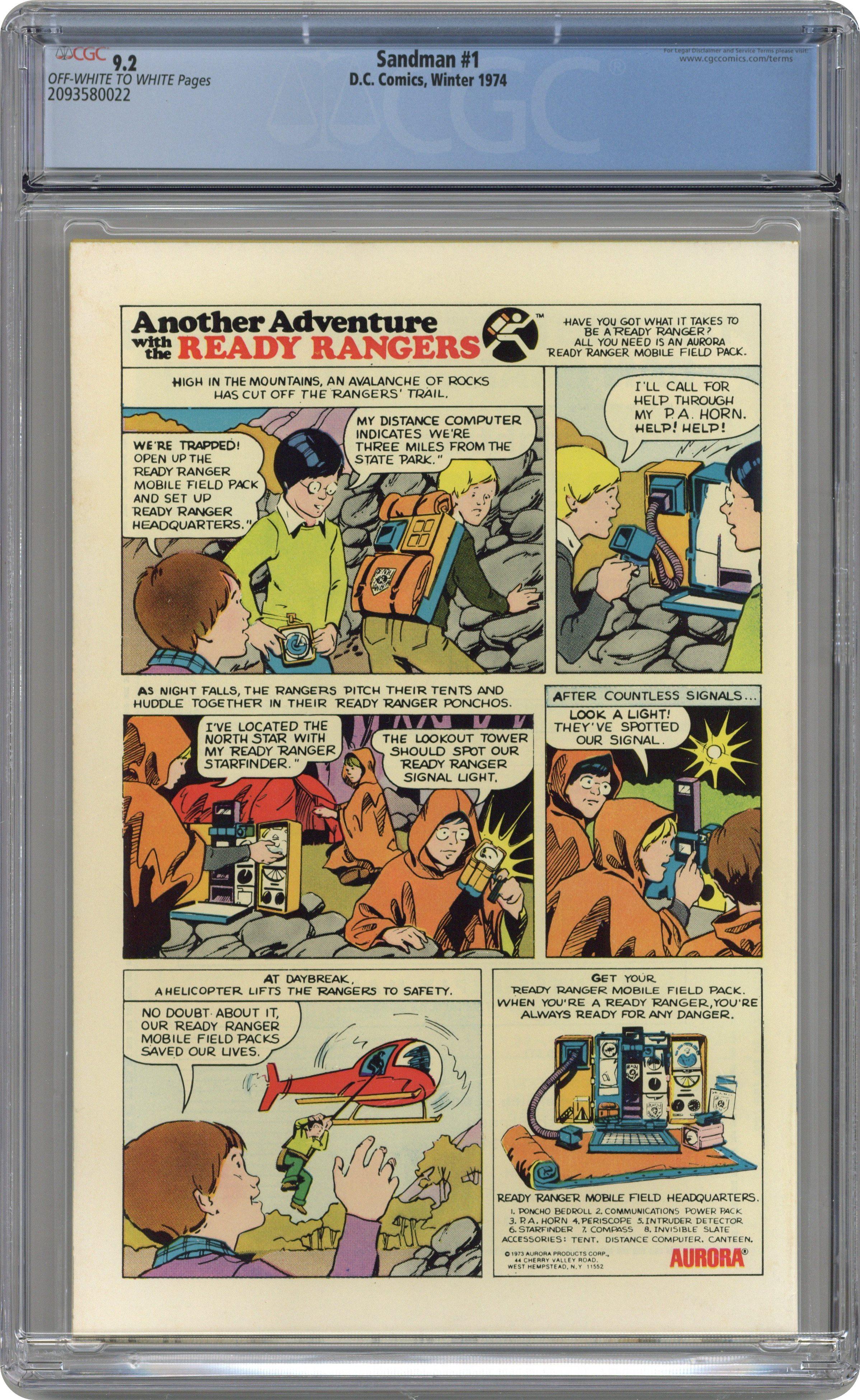 THE KINDLY ONES 2nd SERIES 1989 SANDMAN #68 VERY FINE DC VERTIGO