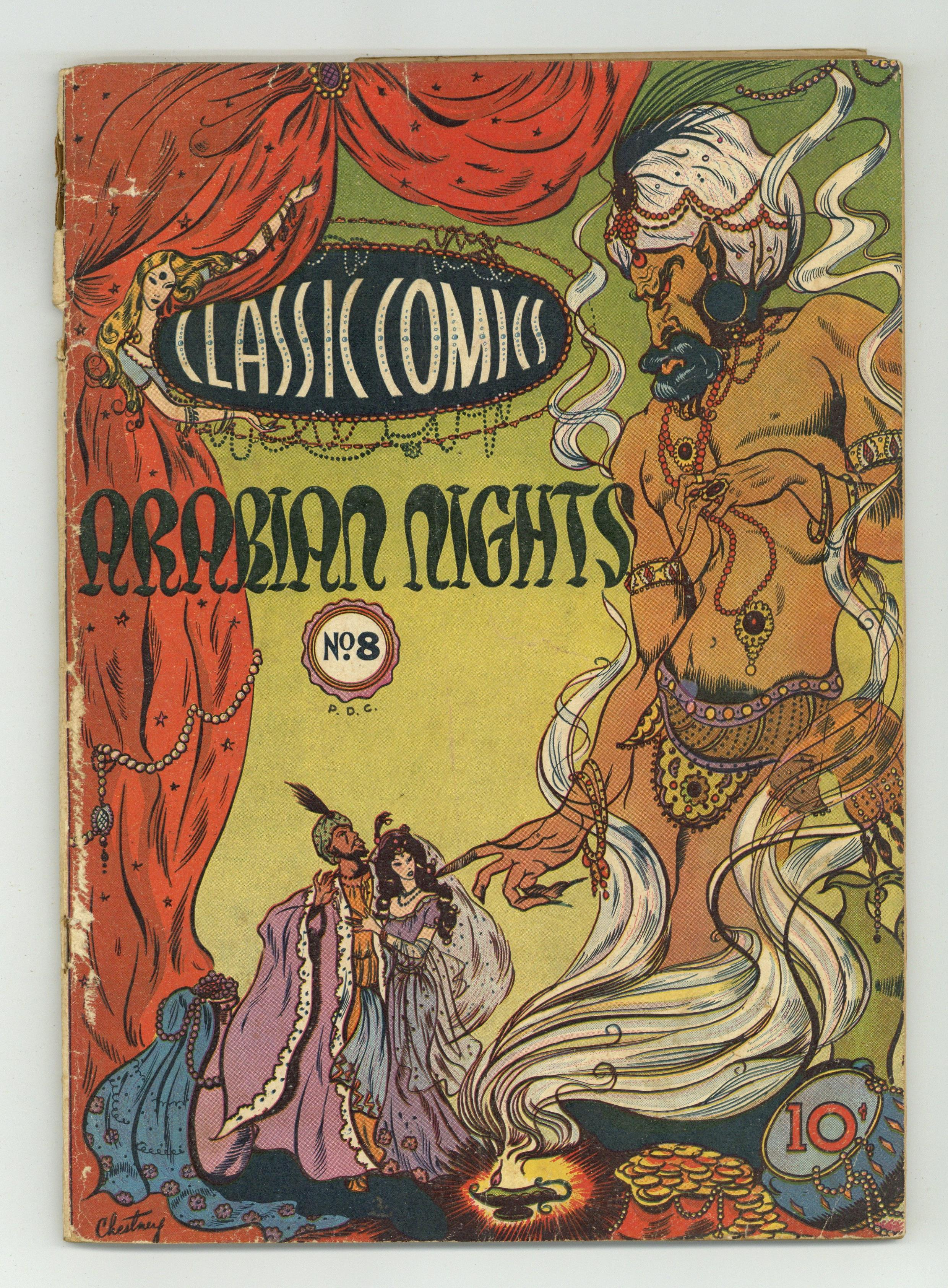 Arabian Nights 8