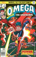 Omega The Unknown (1976) UK Edition 5UK