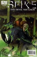 Spike The Devil You Know (2010 IDW) 4A