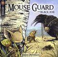 Mouse Guard The Black Axe (2010 Archaia) 1