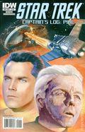 Star Trek Captain's Log Pike (2010 IDW) 1A