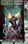 Incredible Hulks Enigma Force (2010 Marvel) 1