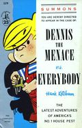 Dennis the Menace vs. Everybody PB (1958 Pocket Books) 1-REP