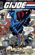 GI Joe A Real American Hero (2010 IDW) FCBD 155½