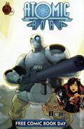 Atomic Robo (2008) FCBD 2010