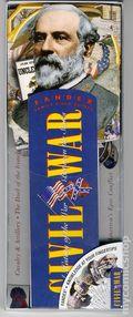 Fandex Civil War History of the War Between States (2010) CIVILWAR