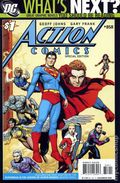Action Comics Special Edition (2010) What's Next 858