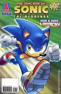Sonic the Hedgehog FCBD (2007) 2010