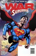 War of the Supermen (2010 FCBD) 0