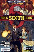 Sixth Gun (2010 Oni Press) FCBD 1