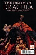 Death of Dracula (2010 Marvel) 1B