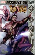 Incredible Hercules Assault on New Olympus TPB (2010 Marvel) 1-1ST