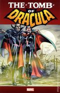 Tomb of Dracula TPB (2010-2011 Marvel) 2-1ST