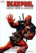 Deadpool Merc with a Mouth Head Trip HC (2010 Marvel) 1-1ST