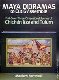 Maya Dioramas SC (1989 Cut and Assemble) 1-1ST