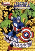 Captain America and the Hulk The Fight for Freedom SC (2007) 1-1ST