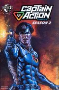 Captain Action Season Two (2010 Moonstone) 1C