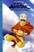 Avatar The Last Airbender GN (2010 Nickelodeon) 2-1ST